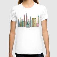 san diego T-shirts featuring San Diego skyline  by bri.buckley