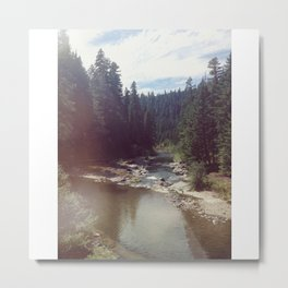 Oregon Wilderness Metal Print