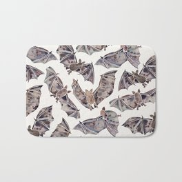 Bat Collection Bath Mat
