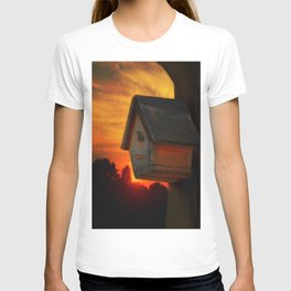 PLEASE COME HOME T-shirt