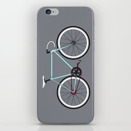 Classic Road Bike iPhone Skin