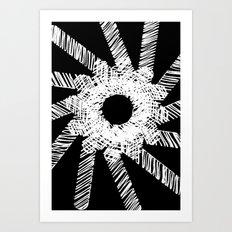 SPIRO Art Print