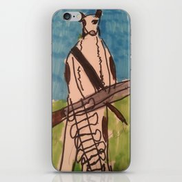 Captain the Jack Russell my new character for my Warmals iPhone Skin