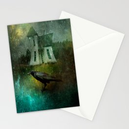 Crow House Stationery Cards
