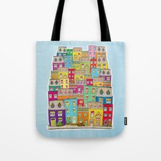 Way Downtown Tote Bag