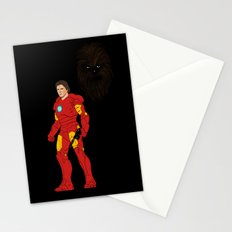 Iron Han Stationery Cards