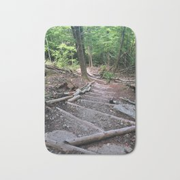 Forest Staircase Bath Mat