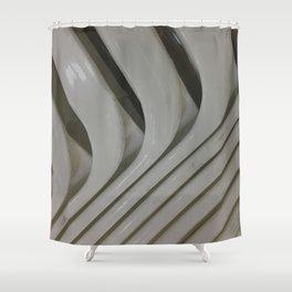 Harmony. Fashion Textures Shower Curtain
