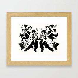 J O S U K E Framed Art Print