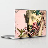 swag Laptop & iPad Skins featuring SWAG by Julia Lillard Art