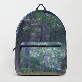 Forest in North Kessock, The Highlands, Scotland Backpack