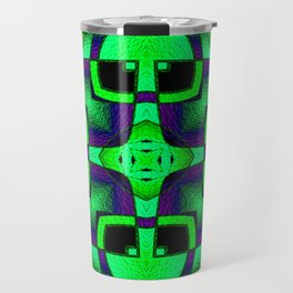 Stained Glass Collection VII Splash Of Color Travel Mug