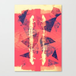 Summers Ago Canvas Print