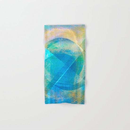 Abstract NC 02 Hand & Bath Towel