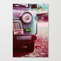 old german car Canvas Print