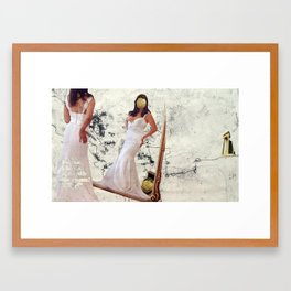 Kate Framed Art Print