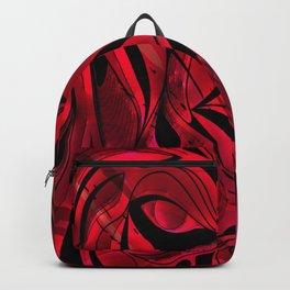 Cabsink16DesignerPatternKLR Backpack