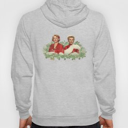 Sisters - A Merry White Christmas Hoody