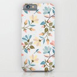 Colorful foliage #1 iPhone Case