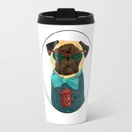 Pugster Travel Mug