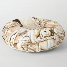 Beautiful Sculptures #decor #society6 Floor Pillow
