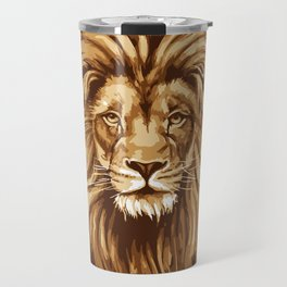 Royal Lion Travel Mug