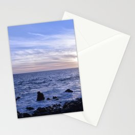 Salsedine al tramonto. Stationery Cards