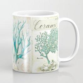 Blue Coral No. 2 Coffee Mug