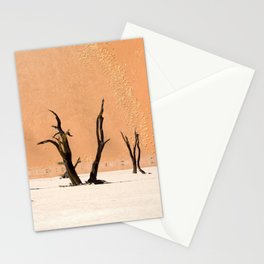 Dead Vlei, Namibia Stationery Cards