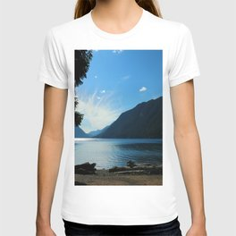 Lake Crescent Shore T-shirt