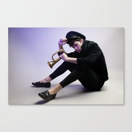 Taps Canvas Print