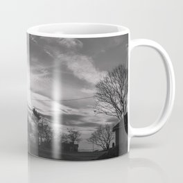 Streamers in the sky Coffee Mug