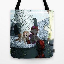 Little ponies, big adventures Tote Bag