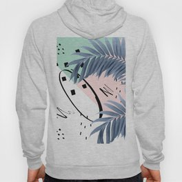 Summer Palms Cali Vibes Abstract Glam #1 #tropical #decor #art #society6 Hoody