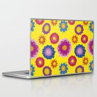 ukraine Laptop & iPad Skins featuring Sunny Ukraine by rusanovska