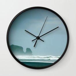 New Zealand, Bethells Beach Wall Clock