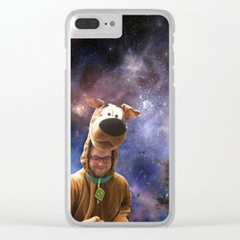 The Great Sorsby Clear iPhone Case
