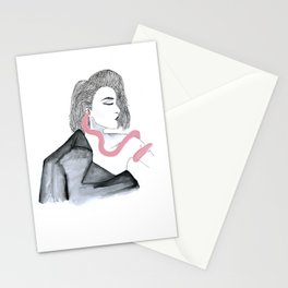 All the bad things Stationery Cards