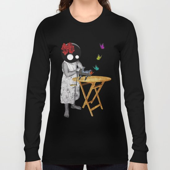 becoming not being Long Sleeve T-shirt