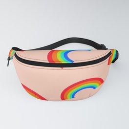 Rainbow Pride LGBTQ+ Pastel Fanny Pack