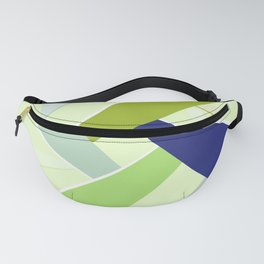 Abstract Geometric Shape 4 Fanny Pack