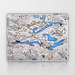 Abstract Pattern #1 Laptop & iPad Skin