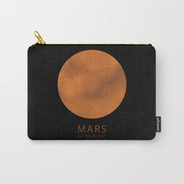 Aries - Ruling Planet Mars Carry-All Pouch