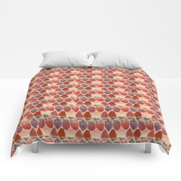 Spice Blush Comforters