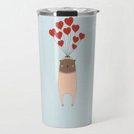 BEAR WITH LOVE Travel Mug