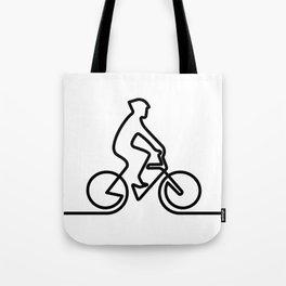 ROADBIKE Tote Bag