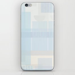 City moon iPhone Skin
