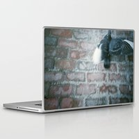 pigeon Laptop & iPad Skins featuring pigeon  by erinreidphoto