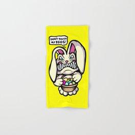 Beaster Bunny Hand & Bath Towel