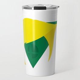 Minimalist Toon Link Travel Mug
